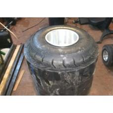 Слайдеры (насадки) на колёса